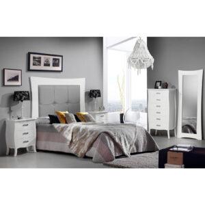 Muebles dormitorio cama